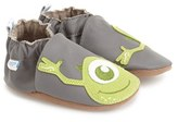 Robeez 'Disney ® Monsters, Inc. ® ' Slip-On Crib Shoe (Baby & Walker)