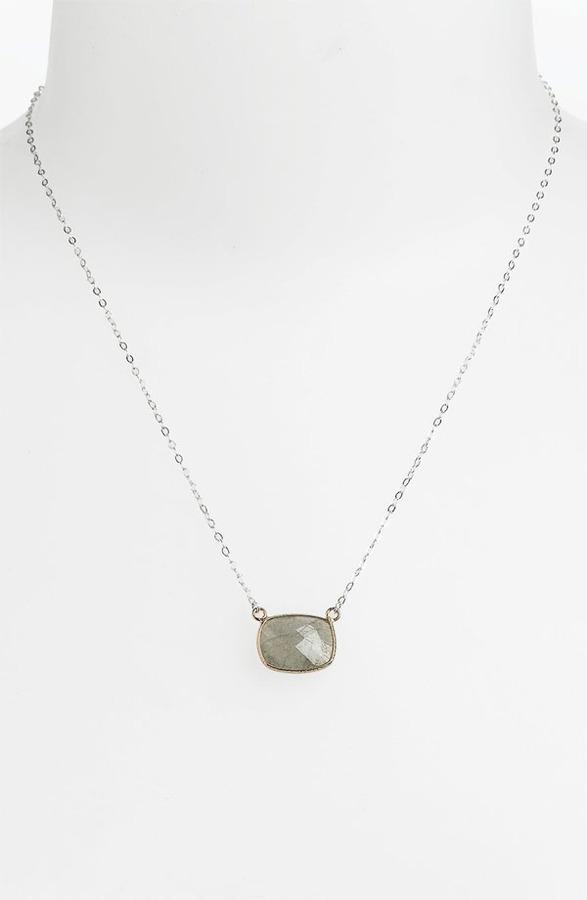 Argentovivo 'Bauble Bar' Pendant Necklace (Nordstrom Exclusive)