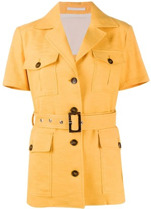 Eleventy Short Sleeved Jacket