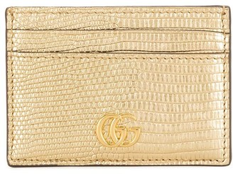 Gucci Double G cardholder