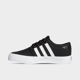 adidas Boys' Little Kids' Seeley Casual Skate Shoes