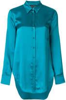 Twin-Set buttoned slip shirt