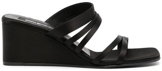 Pedro Garcia Barbaria square-toe sandals