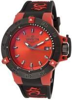 Invicta Women's 10130 Subaqua Noma III Dial Black Polyurethane Watch [Watch]