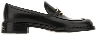 Gucci Interlocking GG Loafers