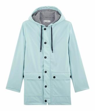 Petit Bateau Women's Cire Crysta Raincoat