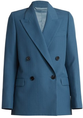 Acne Studios Double Breasted Wool Suiting Jacket