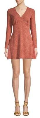 The Fifth Label Montana Dotted Mini Dress
