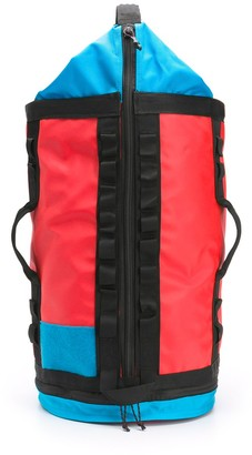 The North Face Zip Up Block Colour Backpack