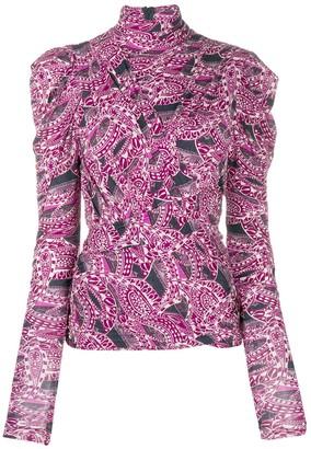 Isabel Marant Jalford blouse