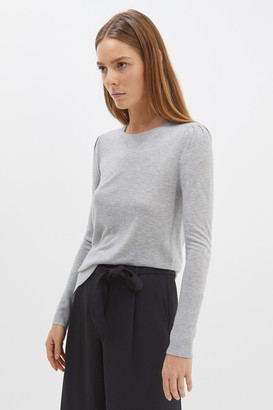 SABA Laura Cashmere Blend Long Sleeve Knit