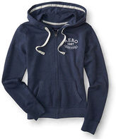Aeropostale Womens Aero 1987 New York Full-Zip Hoodie