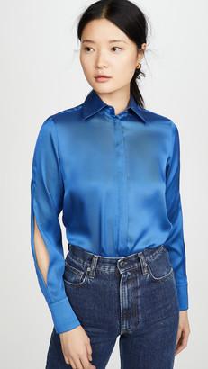 Victoria Victoria Beckham Split Sleeve Shirt