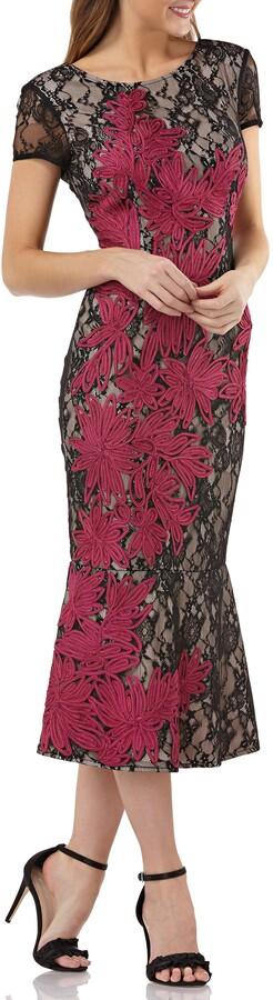 23ce9425a8e JS Collections Lace Dresses - ShopStyle