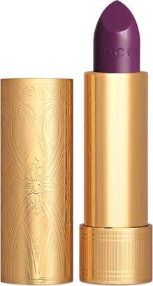 Gucci 601 Virginia Fleur de Lis, Rouge a Levres Satin Lipstick
