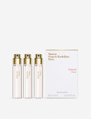 Francis Kurkdjian Amyris femme eau de parfum refills 3 x 11ml