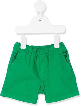 Kenzo Kids Elasticated Waistband Shorts