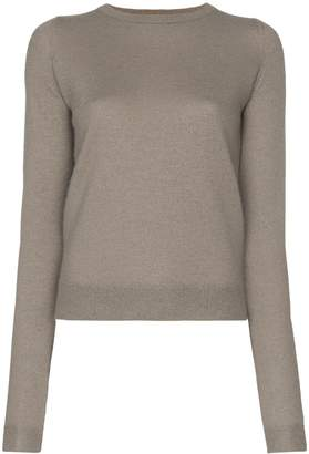 Rick Owens knitted cashmere jumper