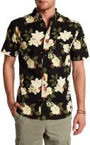 Levi's Lekan Short Sleeve Floral Print Shirt