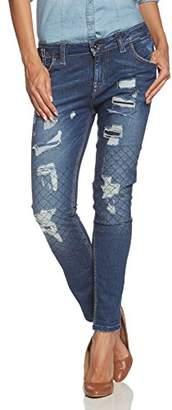 Fornarina Women's BIR1G88D733CN Jeans,(Size: 27)