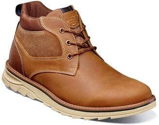 Nunn Bush Luxor Plain Toe Chukka Boot - Wide Width Available