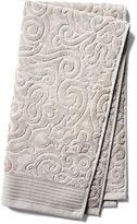 Peacock Alley Park Avenue Hand Towel, Flint