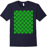 Ripple Junction Men's Weed Leaf Checkers Large