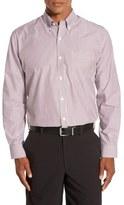 Cutter & Buck 'Epic Easy Care' Regular Fit Mini Bengal Stripe Sport Shirt