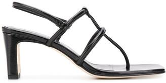 Dorateymur Strappy Thong Sandals