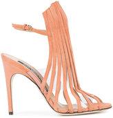 Sergio Rossi Amber Cage sandals