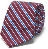 Club Monaco Made In the USA Stripe Tie