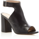 Kenneth Cole Tai Open Toe Booties