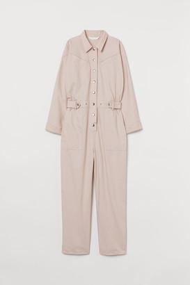 H&M Twill boiler suit