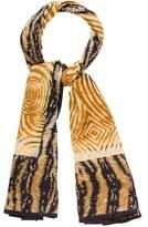 Dolce & Gabbana Printed Zebra Scarf
