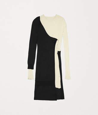 Bottega Veneta DRESS IN MOHAIR AND VISCOSE