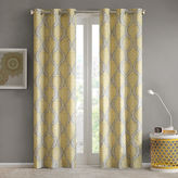 INTELLIGENT DESIGN Nimah Grommet-Top Curtain Panel