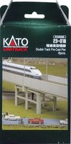 Kato 23-018 Double Track Pre Cast Pier Set