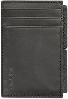 Jack Spade Men's Grant Leather File Wallet