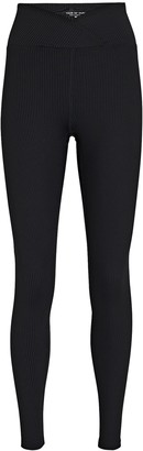 YEAR OF OURS Veronica Rib Knit Leggings