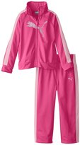 Puma Collegiate Set (Toddler/Kid) - Pink Glo-3T