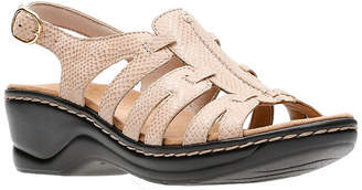 Clarks Collection Women Lexi Marigold Q Sandals Women Shoes
