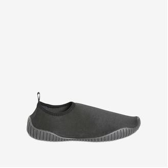 Joe Fresh Women's Aqua Socks, Black (Size 9)