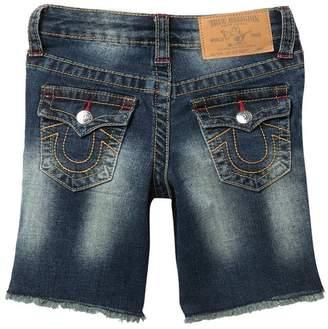 True Religion S.E. Denim Shorts (Little Boys)