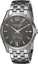 Hamilton Men's H38655185 Jazzmaster Dial Watch