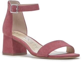 Sole Society Salena Ankle Strap Sandal