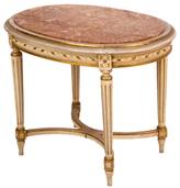 Vintage Gilt Accent Table