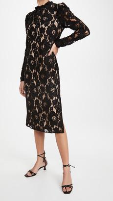 WAYF Emma Midi Dress