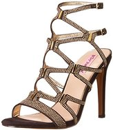 Betsey Johnson Women's Ritzyy Dress Sandal