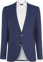 Selected Men's Mylo Jale Navy Suit Blazer