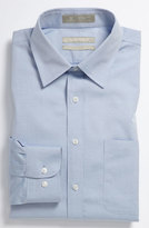 Nordstrom Men's Smartcare(TM) Trim Fit Solid Dress Shirt
